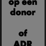 banner campagne Orgaandonatie van 2MH voor Actieve DonorRegsitratie