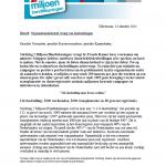 Orgaandonatiebeleid vraagt om doelstellingen (116 moet levens reden) 2MH  13 oktober 2011